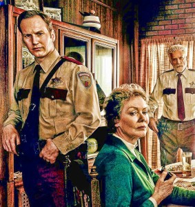 FARGO'S Wilson, Smart and Danson